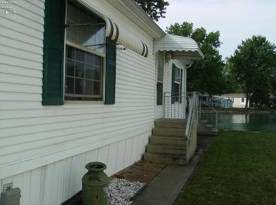 Port Clinton Single Family Home For Sale: 1726 S Morningside