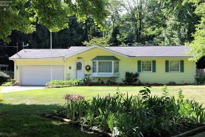 Vermilion Single Family Home For Sale: 14606 Darrow Road