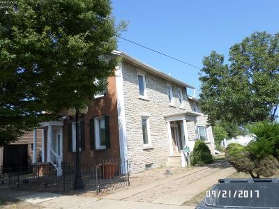Sandusky Single Family Home For Sale: 1614 Milan Avenue