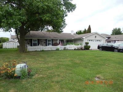 Sandusky Single Family Home For Sale: 3203 Stonewood Drive