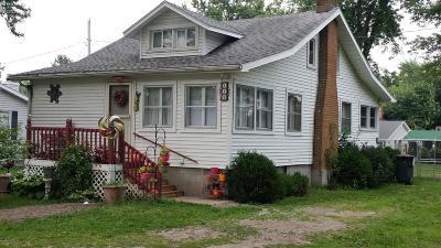 Sandusky Single Family Home For Sale: 118 W Algonquin Trail