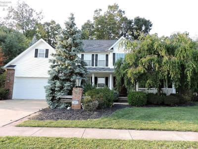 Vermilion Single Family Home For Sale: 1066 Shawnee Court