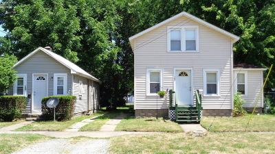 Huron Single Family Home For Sale: 107 Standard Street