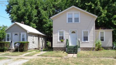 Huron OH Multi Family Home For Sale: $100,000