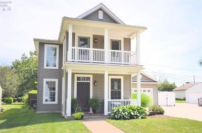 Vermilion Single Family Home For Sale: 48 Center Road