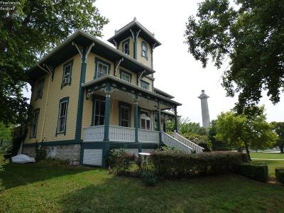 Put-In-Bay Single Family Home For Sale: 148 State Rt 357