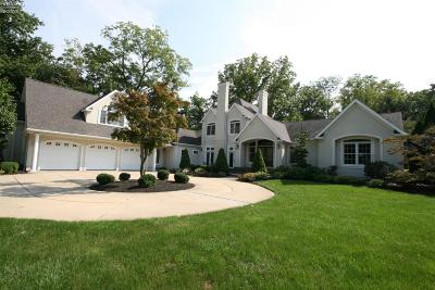 Huron Single Family Home For Sale: 2716 Hull Road