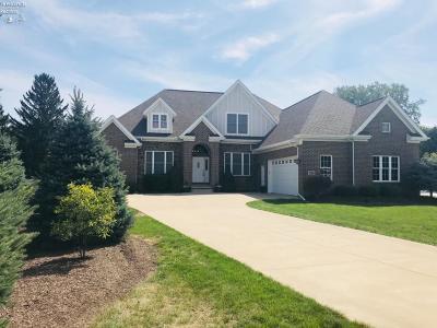 Sandusky Single Family Home For Sale: 5508 Sandy Acres