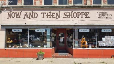 Sandusky Commercial For Sale: 333 W Market Street