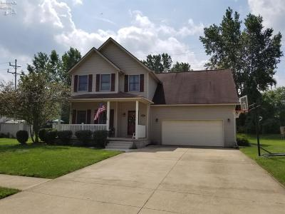 Huron OH Single Family Home For Sale: $199,900