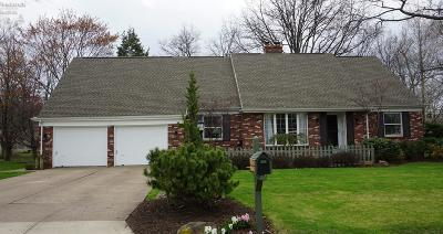 Huron OH Single Family Home For Sale: $224,900