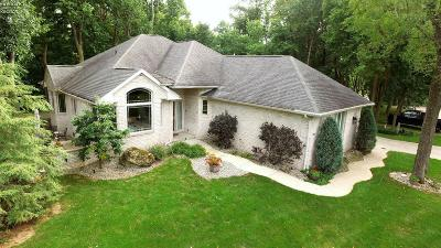 Port Clinton Single Family Home For Sale: 3548 High Point Lane