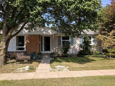 Port Clinton Single Family Home For Sale: 508 Alice Street