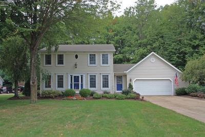 Vermilion Single Family Home For Sale: 503 Sassafras Drive