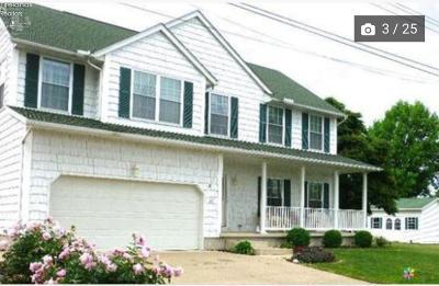 Port Clinton Single Family Home For Sale: 5583 E Eagle Drive