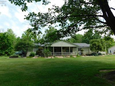 Norwalk Single Family Home For Sale: 408 Townline Rd 131 W Road