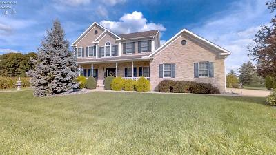 Norwalk Single Family Home For Sale: 2792 Brown Road