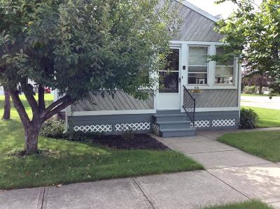 Port Clinton Single Family Home For Sale: 515 W Fifth Street