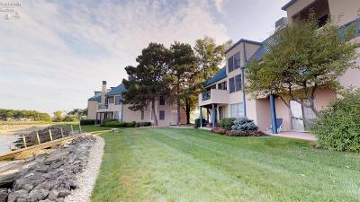 Port Clinton Condo/Townhouse For Sale: 4290 N Marin Boulevard #C