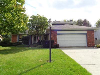 Sandusky Single Family Home For Sale: 610 W Stoneplace Drive