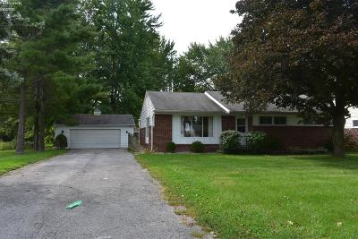 Port Clinton Single Family Home For Sale: 608 E 9th Street