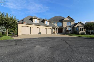 Sandusky Single Family Home For Sale: 726 Windward Circle