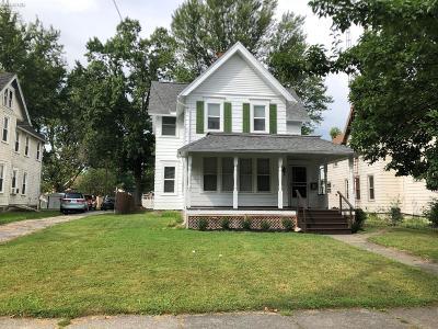 Norwalk Single Family Home For Sale: 70 S Linwood Avenue