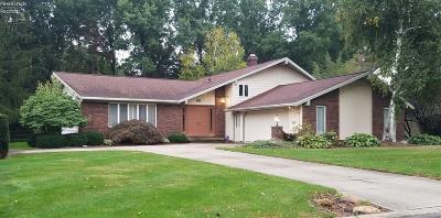 Sandusky Single Family Home For Sale: 128 Stonyridge Drive