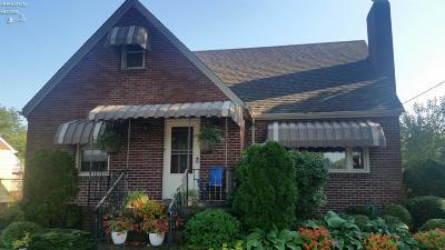 Sandusky Single Family Home For Sale: 3118 Milan Road