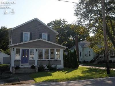 Marblehead Single Family Home For Sale: 349 Erie Beach Road