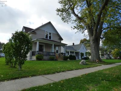 Port Clinton Single Family Home For Sale: 509 W Second Street