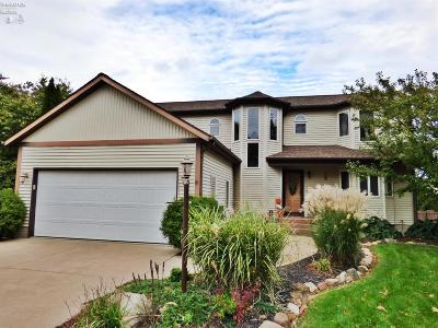 Sandusky Single Family Home For Sale: 3316 Campbell Street