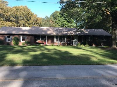 Milan Single Family Home For Sale: 16 Fair Oaks