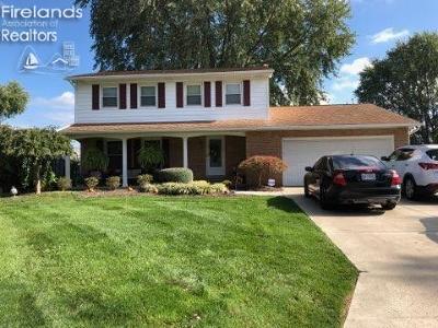 Sandusky Single Family Home For Sale: 2606 Lynn Drive
