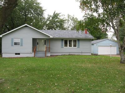Sandusky Single Family Home For Sale: 1115 Bogart