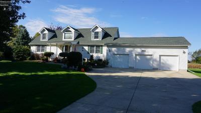 Sandusky Single Family Home For Sale: 3511 Campbell Street