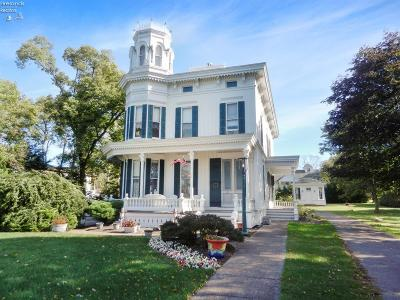 Put-In-Bay Single Family Home For Sale: 168 Sr 357