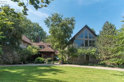 Sandusky Single Family Home For Sale: 1409 Cedar Point Road