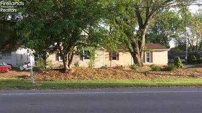 Huron OH Single Family Home For Sale: $99,900