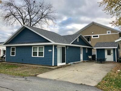 Port Clinton Single Family Home For Sale: 5822 E Woodland Drive