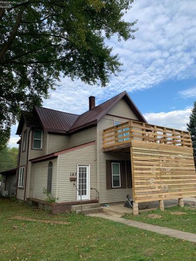 Norwalk Multi Family Home For Sale: 167 Whittlesey Avenue