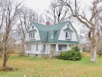 Norwalk Single Family Home For Sale: 5319 Huber Road