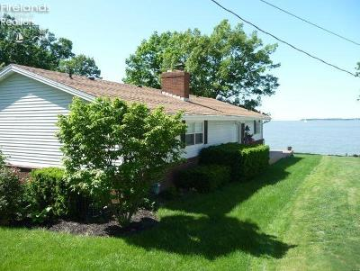 Marblehead OH Single Family Home For Sale: $474,000
