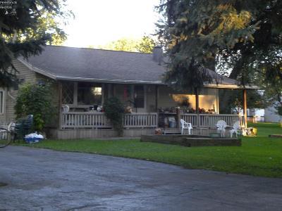 Sandusky Single Family Home For Sale: 1204 Westwood