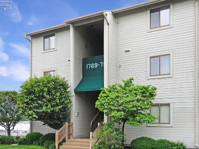 Port Clinton Condo/Townhouse For Sale: 1779 N Windward Drive
