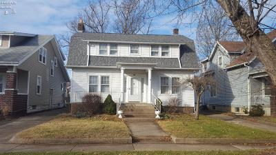 Sandusky Single Family Home For Sale: 1201 Marlboro Street