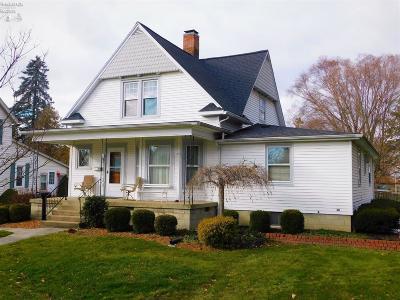 Norwalk Single Family Home For Sale: 4 Jackson Street