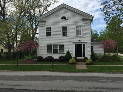 Milan Single Family Home For Sale: 21 E Front