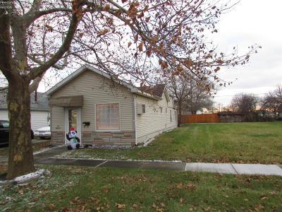 Sandusky Single Family Home For Sale: 1018 Seavers Way
