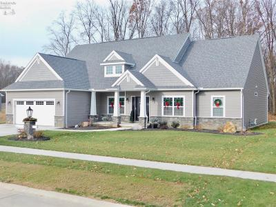 Vermilion Single Family Home For Sale: 1064 Flint Drive